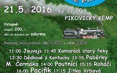 2016 - Pikovice